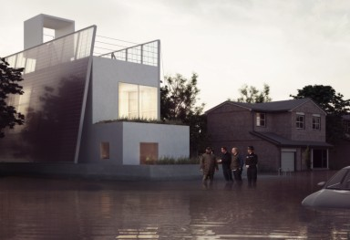 Floating House ( for Carl Turner Architects )