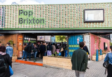 POP Brixton ( for Carl Turner Architects)